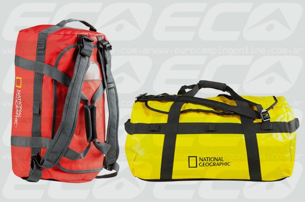 Eurocamping > NATIONAL GEOGRAPHIC BOLSO DUFFLE 110