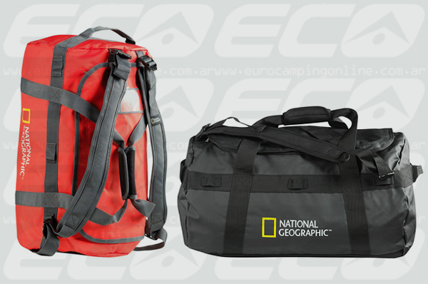Eurocamping > NATIONAL GEOGRAPHIC BOLSO DUFFLE 80