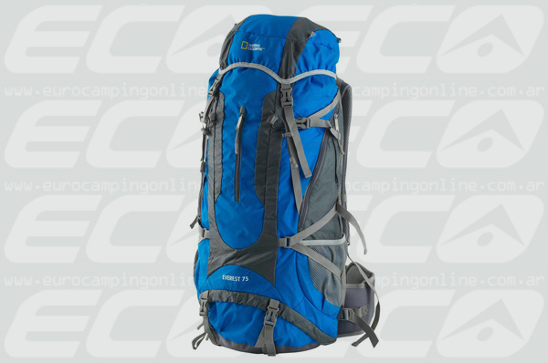 Eurocamping > NATIONAL GEOGRAPHIC MOCHILA EVEREST 75