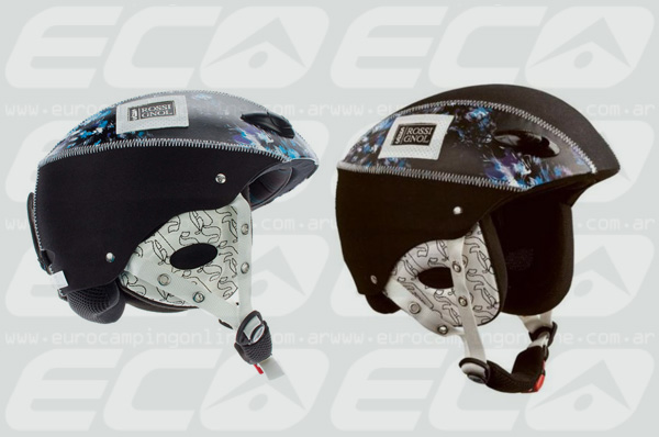 Eurocamping > ROSSIGNOL CASCO TOXIC S6 PRO