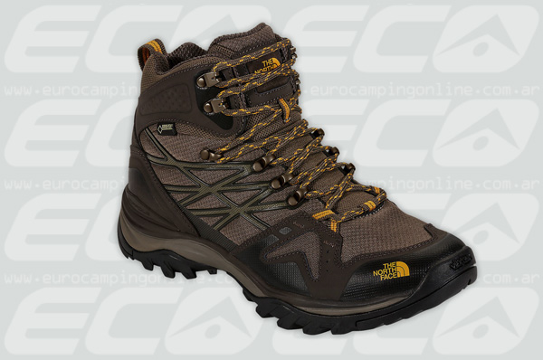 Eurocamping > THE NORTH FACE BOTA HIKING HEDGEHOG FASTPACK MID