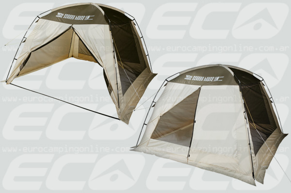 Eurocamping > WATERDOG CARPA SCREENHOUSE COMEDOR